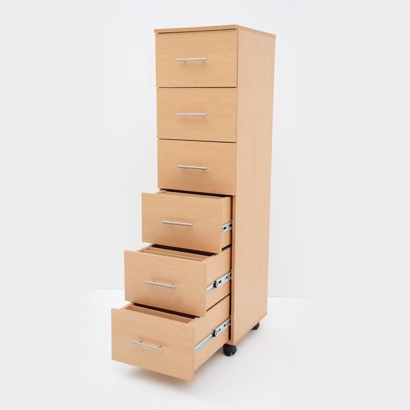 Blocs tiroirs rangements mobilier de bureau for Mobilier bureau rangement